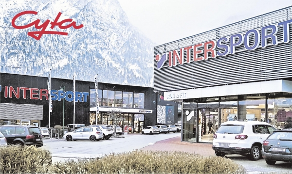 Intersport Eroeffnung Foto